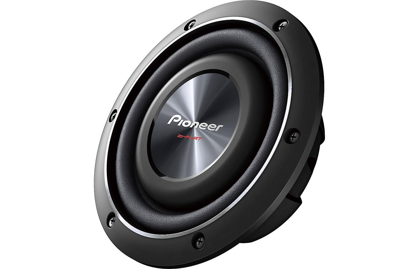 pioneer speakers subwoofer. pioneer ts-sw2002d2 8inch shallow subwoofer *free air* pioneer speakers subwoofer