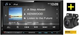 Kenwood DDX-6016BT + Mongoose Camera (1)