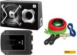 JBL GT5 -1204BR + GXA3001- Package