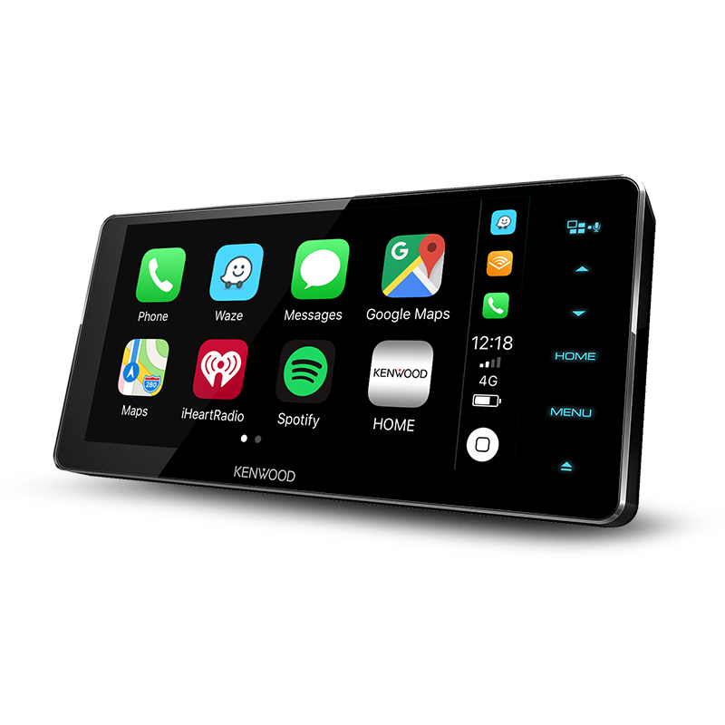 KENWOOD DDX919WS 200MM WIDE WIRELESS APPLE CARPLAY/WIRED ANDROID  AUTO*PERFECT TOYOTA FIT